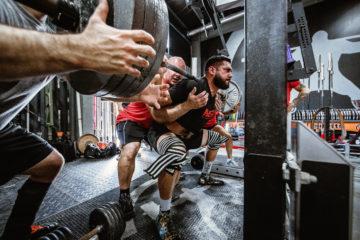 Il powerlifting come allenare la forza esplosiva